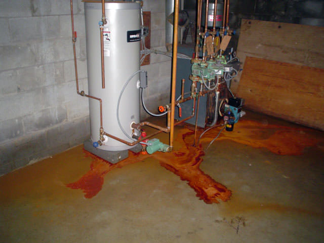 Basement Drain Systems In Wisconsin